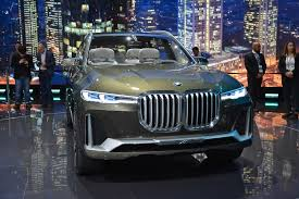luxury bmw bmw rewrites its luxury code with the concept x7 iperformance
