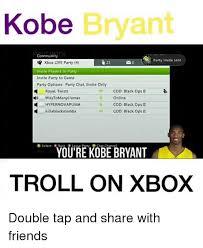 Xbox Live Meme - 25 best memes about xbox live parties xbox live parties memes