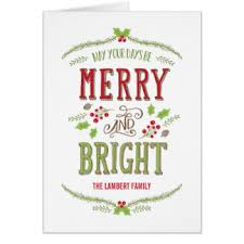 modern christmas cards modern christmas greeting cards zazzle
