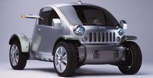 jeep concept 2017 5 craziest jeep concepts old car memories