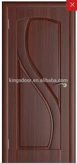 porte chambre bois porte en bois de chambre wooden pvc coated door designs for