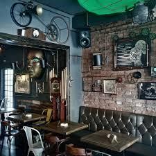 wonderful interior steampunk cafe design ideas violinav com