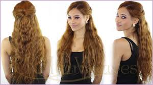 Long Blonde Wavy Hair Extensions by Simple Summer Style Perfect For Naturally Wavy Hair Extensions