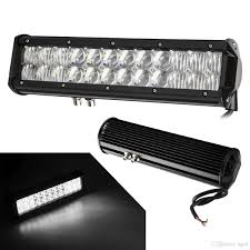 Led Light Bar Driving Lights by 120w 12inch Led Light Bar Combo Driving Lamp Suitable For Truck