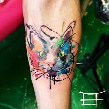 watercolor tattoo home facebook