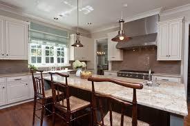 Kitchen Sink Window Treatments - colonial window treatments kitchen traditional with barstools