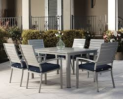 six person patio dining sets you u0027ll love wayfair