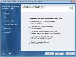 consolidate worksheets wizard for excel free download and