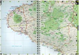 atlas road map kiwimaps new zealand travellers road atlas new zealand