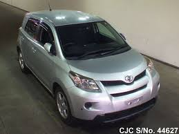 2007 toyota ist silver for sale stock no 44627 japanese used