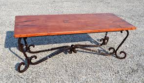 check out our newest coffee table sycamore creek creations