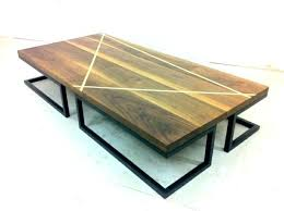 metal frame for table top metal and wood tables coffee table wood metal coffee end tables