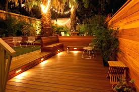 Outdoor Rope Lighting Ideas Deck Ls Outdoor Deck Lighting And Tree Rope Lights For