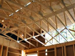 Tongue And Groove Roof Sheathing by File Wooden Roof Structure Jpg Wikimedia Commons
