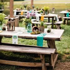 World Most Beautiful Bbq Table by Rehearsal Dinner Martha Stewart Weddings
