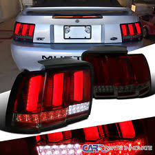 mustang led tail lights sequential tail light ebay
