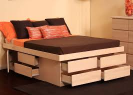 How To Build A Full Size Platform Bed With Drawers by How To Build A Full Size Platform Bed With Storage