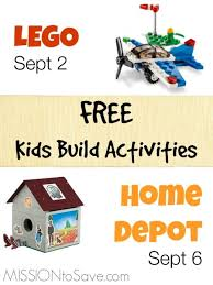 home depot hoover pet black friday free lego mini build and home depot wizard of oz kids build this