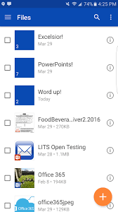 onedrive app for android 10 mobile onedrive library information technology services
