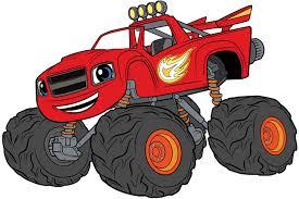 blaze monster machines clip art images cartoon clip art