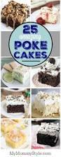 25 amazing poke cake recipes my mommy style