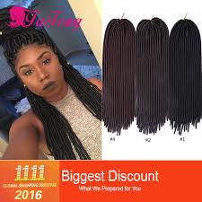 hairstyles with xpression braids goddess faux locs crochet hair 18 inch colored hair extensions curly