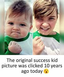 Success Kid Memes - dopl3r com memes the original success kid picture was clicked