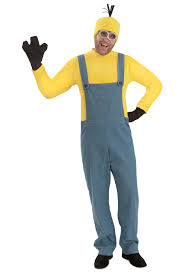 Holly Owl Halloween Costume by Minions Kevin Men U0027s Jumpsuit
