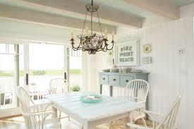 Coastal Cottage Kitchens - designs ideas modern kitchen in beach house with wooden flooring