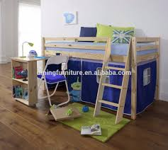 Kids Bunk Beds With Desk Kids Slide Bed Kids Slide Bed Suppliers And Manufacturers At