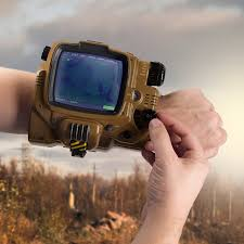 pipboy android this replica pip boy 3000 from fallout 4 can pair with your