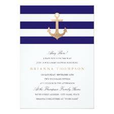 Wedding Invitations Nautical Theme - nautical themed invitations u0026 announcements zazzle