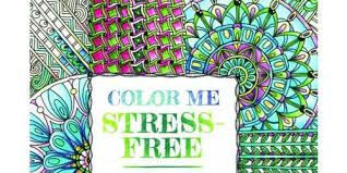 75 stress busting coloring books adults