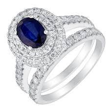 Diamond Sapphire Wedding Ring by Sapphire Jewellery Engagement Rings U0026 Necklaces Ernest Jones