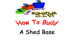 How To Build A Shed Design by How To Build A Shed Base Shed Design Made Simple Youtube