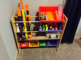 Toy Storage Furniture by Best 25 Nerf Gun Storage Ideas On Pinterest Nerf Storage Toy