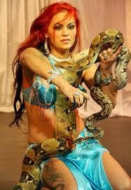 Snake Charmer Halloween Costume Indian Tribal Halloween Costume Headgear Flaunt