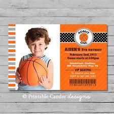 basketball birthday invitations basketball birthday invitations