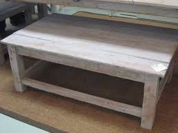 Weathered Coffee Table Furniture Distressed Wood Coffee Table Coffee Table