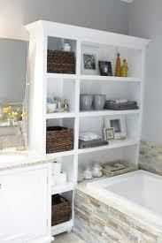 stylish blue tile mosaic backsplash as background bathroom under