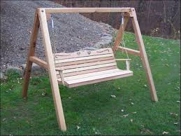 How To Build A Backyard Swing Free Diy Furniture Plans How To Build A Swing A Frame Build Porch
