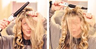 hair wand hair styles hair tutorial how to get soft pretty waves using a tapered