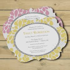 retro bridal shower invitation templates invitation ideas
