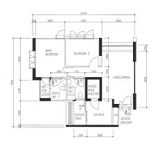 Hdb Flat Floor Plan by Tiny Flat Bendemeer The Journey To A New House Floor Plan