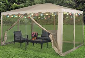 decorative backyard tents the latest home decor ideas