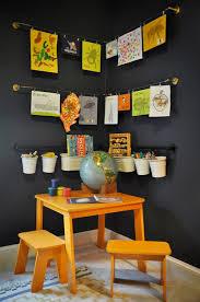 kids homework station design ideas easy way to turn the corner into a homework station