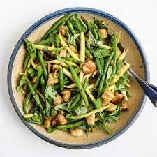 green bean recipes for thanksgiving green and wax bean salad recipe joshua mcfadden food u0026 wine