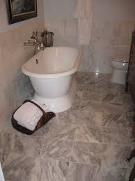 Carrara Marble Bathroom Countertops Bathrooms Design Marble Bathroom Floor Flooring Entryways
