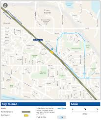 Valley Metro Light Rail Map by Coon Rapids Riverdale Station Metro Transit