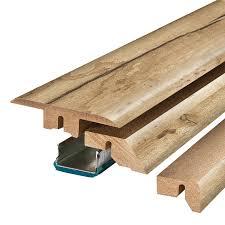 Blonde Oak Laminate Flooring Shop Simplesolutions 2 37 In X 78 7 In Blonde Onyx Oak 4 N 1 Floor